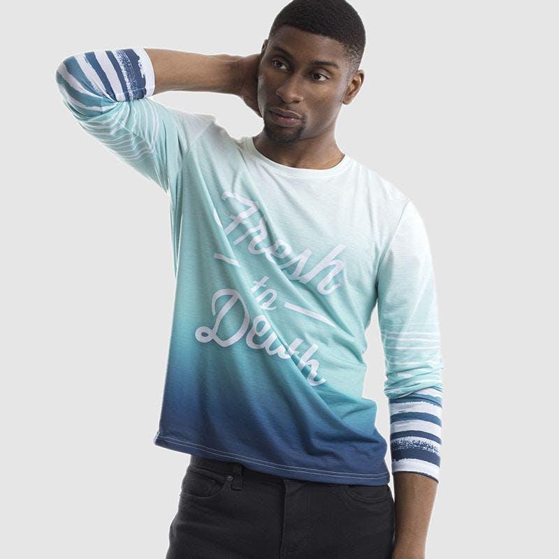T-Shirt selbst designen